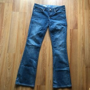 GAP sexy bootcut jeans